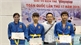 Bac Giang's Vovinam team win 3 bronze medals at youth championship