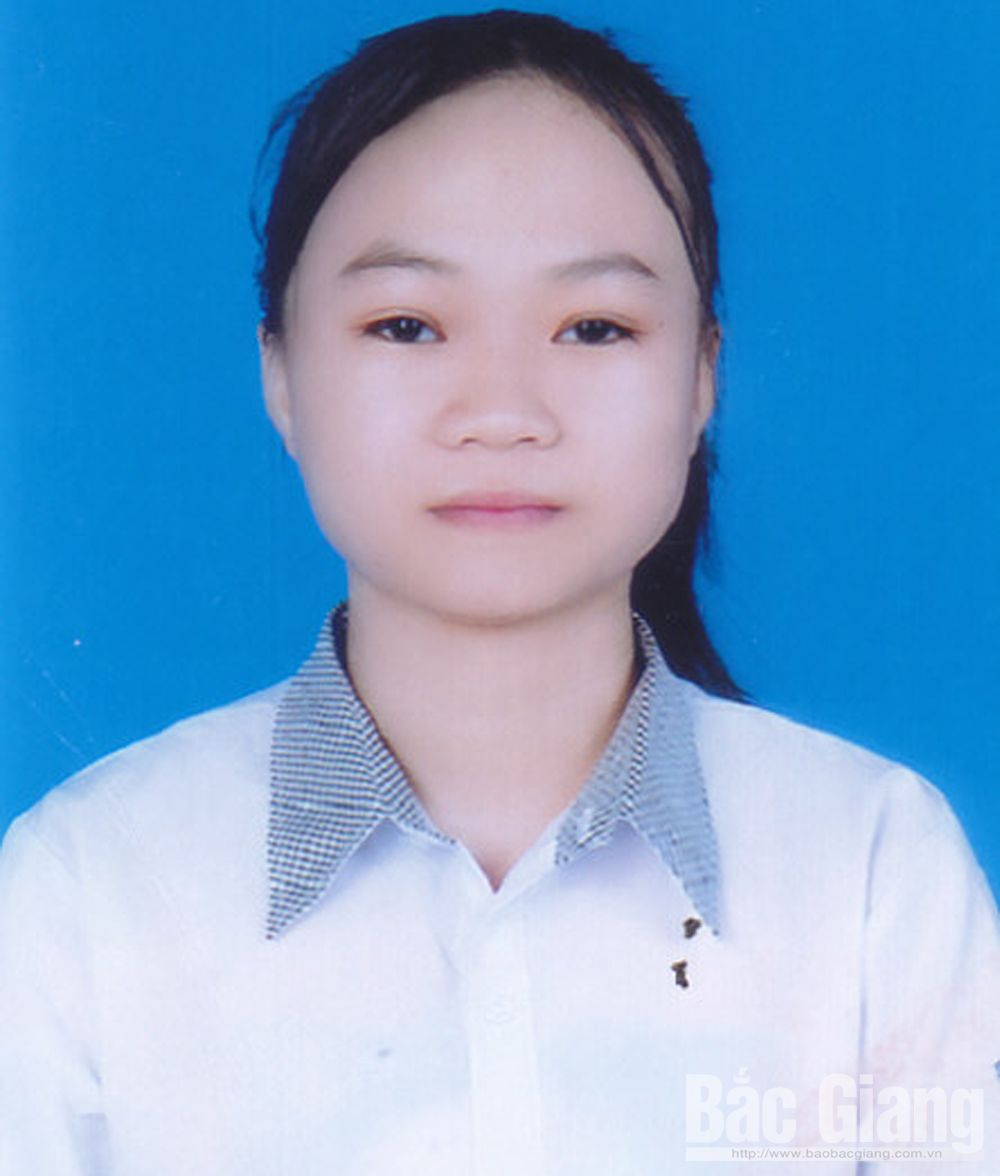 Lang Thi Phuong Dung, national excellent pioneer, disadvantaged circumstance, Bac Giang province,  Young Pinoneer Organization, excellent academic results