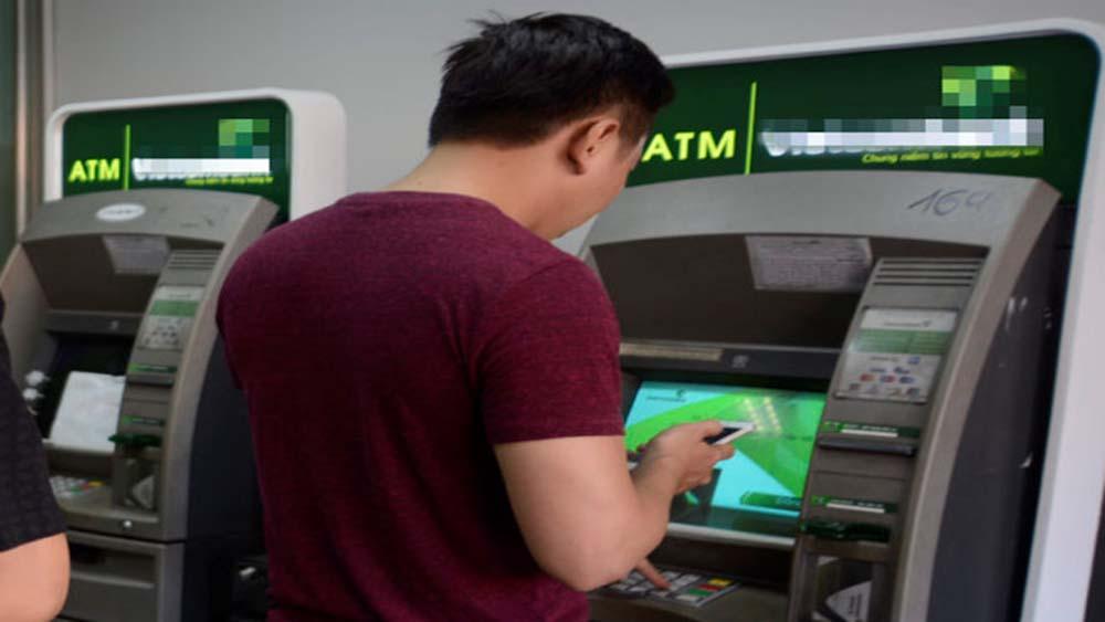 Trộm thẻ ngân hàng, xã Song Khê, Công an thành phố Bắc Giang