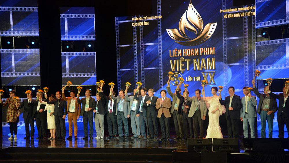 Liên hoan phim Việt Nam lần thứ 21, diễn ra, Bà Rịa – Vũng Tàu từ ngày 23 đến 27-11