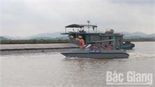 ATGT đường thủy: Bắc Giang tập trung xử lý phương tiện không bảo đảm an toàn