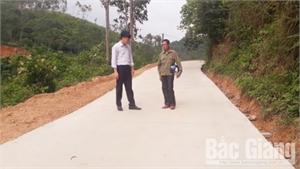 Lục Nam đầu tư gần 56 tỷ đồng xây dựng cơ sở hạ tầng vùng đặc biệt khó khăn