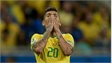 Brazil hai lần bị hủy bàn thắng vì VAR