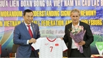 Football body, German club inks cooperation deal