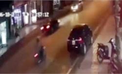 Ô tô chạy lấn làn, đâm trực diện xe đi ngược chiều