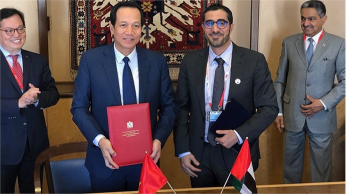 More opportunities for Vietnamese to work in UAE