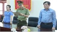 Cách mọi chức vụ trong Đảng của Giám đốc Sở GD-ĐT Sơn La Hoàng Tiến Đức
