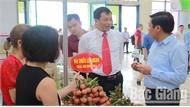 Tuần lễ vải thiều tại thành phố Hà Nội tiêu thụ hơn 123 tấn quả