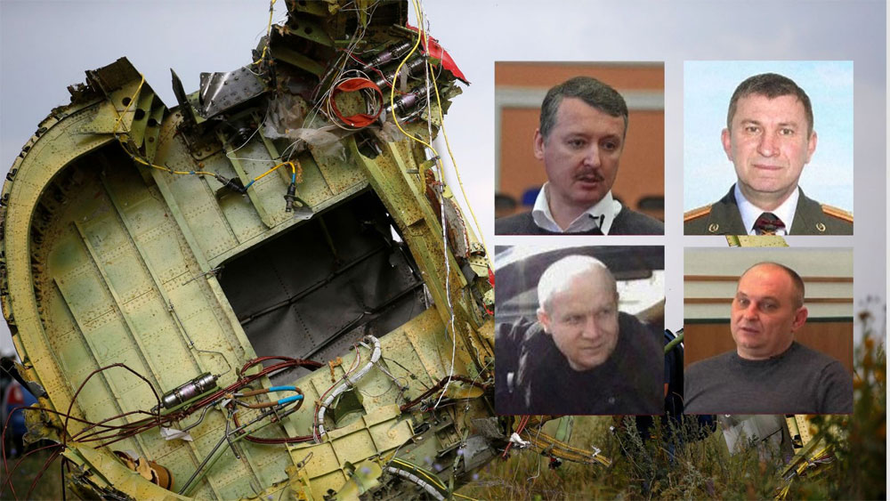 Vụ rơi máy bay MH17, Nga, bác bỏ, kết luận của JIT