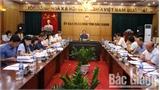 Đảng đoàn HĐND tỉnh thẩm định một số nội dung trình BTV Tỉnh ủy và HĐND tỉnh trình tại kỳ họp thứ 7