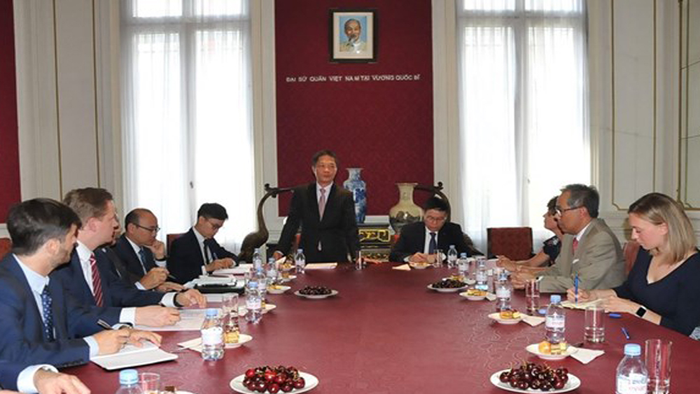 EU countries wish to enhance cooperation with Vietnam