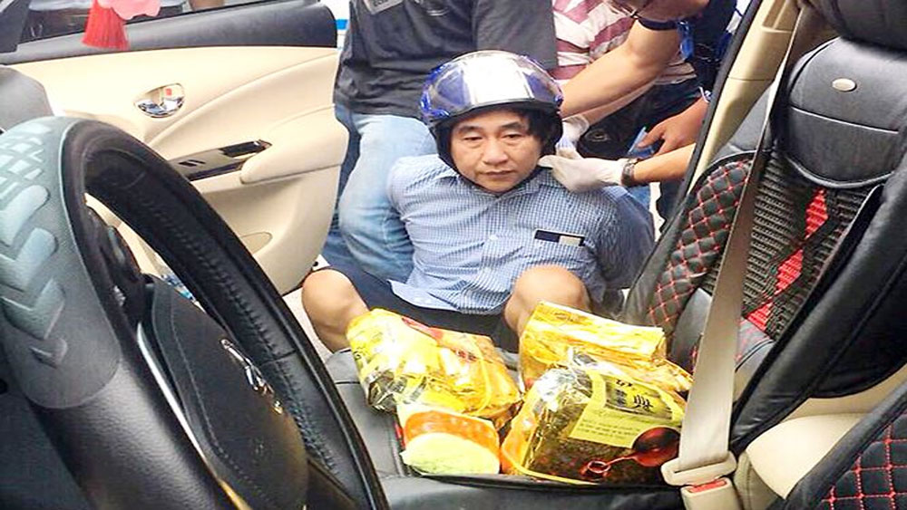 Nguyễn Xuân Hải, hàng chục trinh sát, vây bắt người nước ngoài, vận chuyển lượng ma túy 'khủng', gã Việt kiều Australia, Vương Quốc Thái