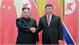 Chủ tịch Tập Cận Bình và nhà lãnh đạo Triều Tiên Kim Jong-un họp thượng đỉnh tại Bình Nhưỡng