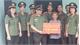 Cục Đối Ngoại (Bộ Công an) hành trình về nguồn và tặng quà gia đình chính sách tại xã Nhã Nam (Tân Yên)