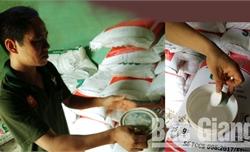 Sử dụng thuốc bổ trợ chăn nuôi chưa kiểm định ở Bắc Giang: Cẩn trọng, tránh chuốc thêm thiệt hại