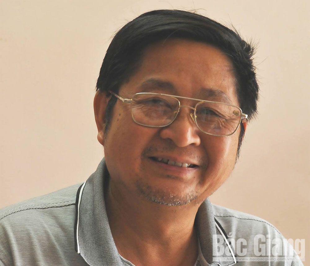 Vũ Hoàng Nam, cộng tác viên, báo chí, Bắc Giang, viết báo, nhà thơ,