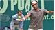 Federer thắng nhọc nhằn Tsonga ở giải sân cỏ Halle mở rộng