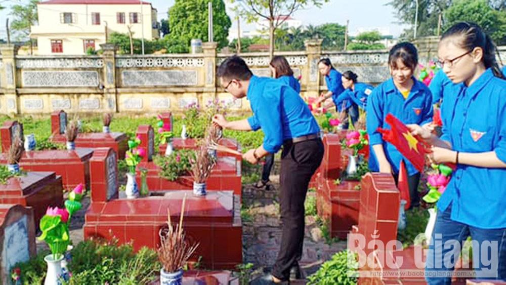 Đoàn Thanh niên phường Thọ Xương sôi nổi hoạt động hè