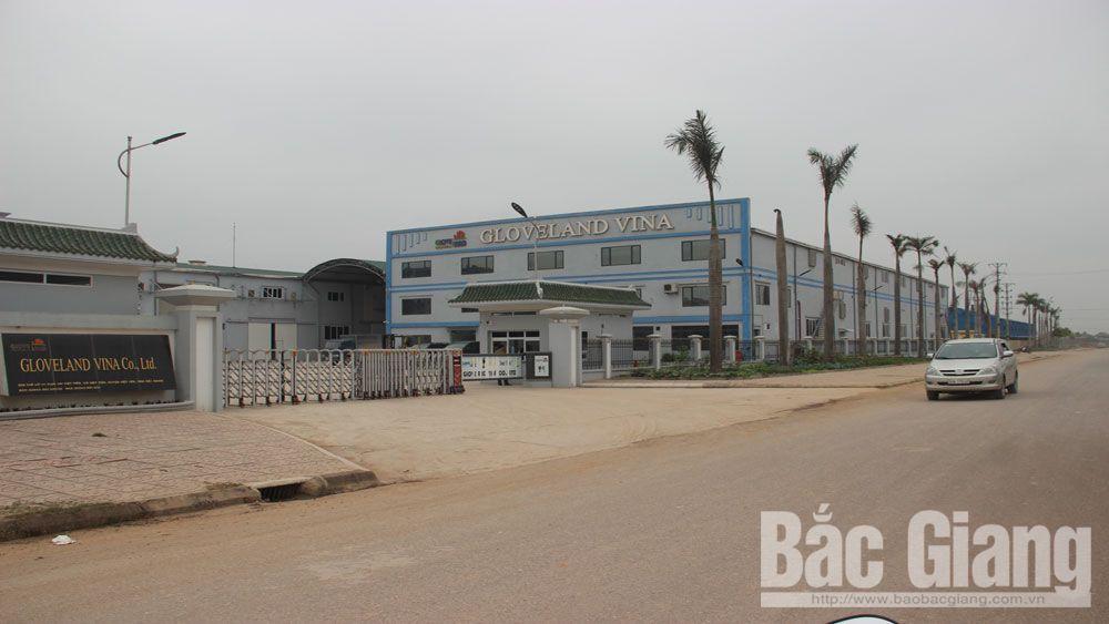 công nghiệp, Việt Yên, Khu công nghiệp, Bắc Giang, sản xuất, công nhân