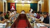 Ban Pháp chế thẩm tra các báo cáo trình kỳ họp thứ 7, HĐND tỉnh khóa XVIII