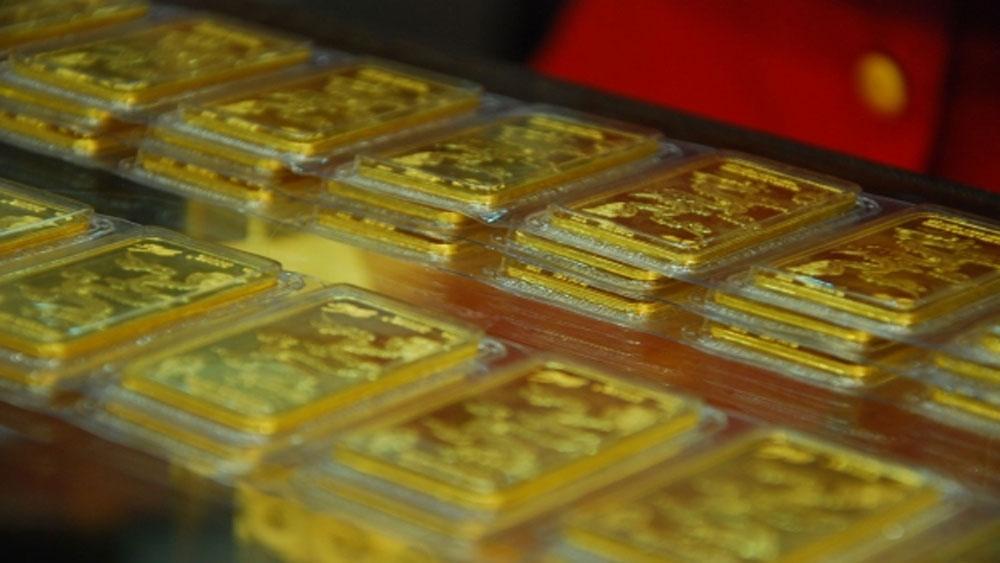 Giá vàng tăng vọt, vượt 39 triệu đồng/lượng