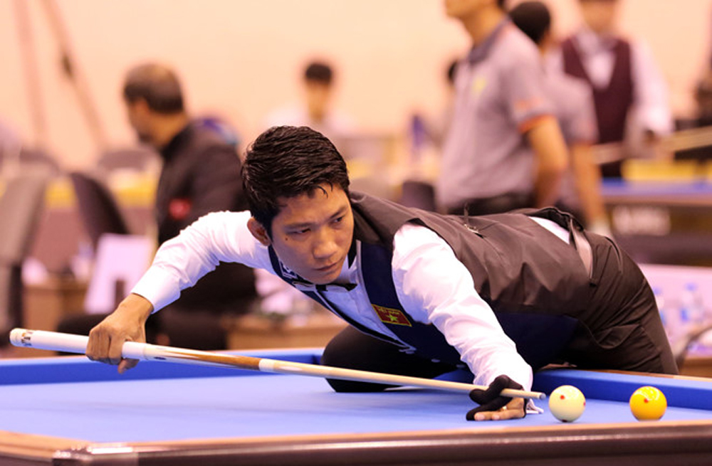 Vietnamese cueists, Blankenberge World Cup 2019, leading players, Vietnamese billiards, World Cup tournament