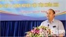 Cử tri huyện Việt Yên kiến nghị đầu tư cơ sở vật chất, xử lý ô nhiễm môi trường