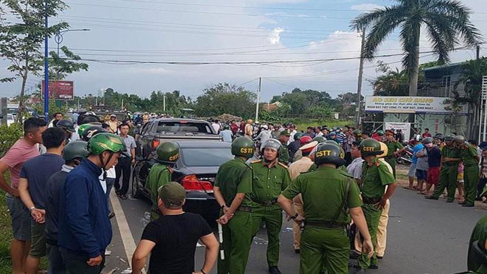 Thủ tướng, chỉ đạo xác minh, xử lý vụ giang hồ, bao vây nhóm công an ở Đồng Nai