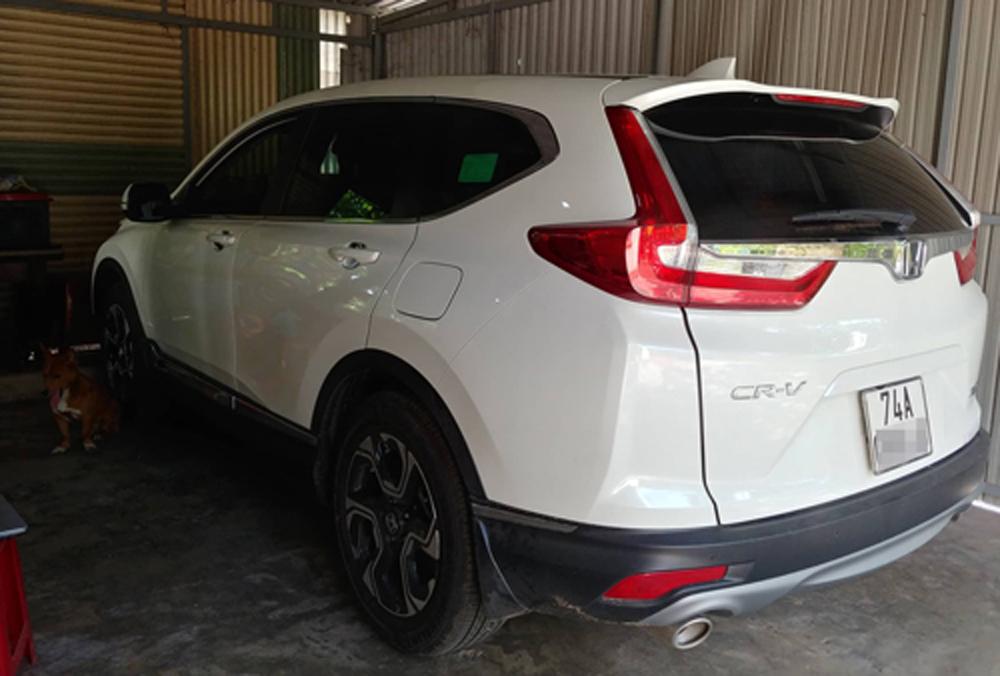 Honda Việt Nam, Honda Honda CR-V, lỗi chân phanh cứng, phanh cứng khi sử dụng Cruise Control