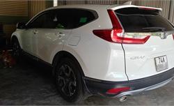 Honda Việt Nam: 'phanh cứng trên CR-V không phải lỗi chất lượng'