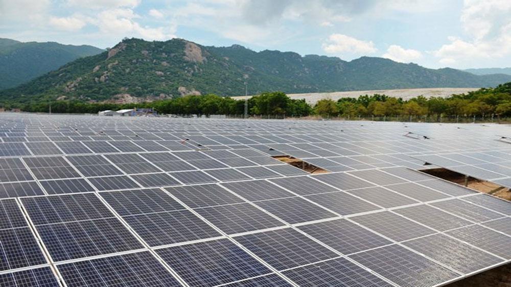 Phát điện thương mại, Nhà máy điện mặt trời Vĩnh Tân 2, Tổng Công ty Phát điện 3