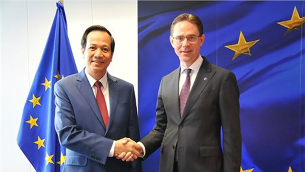 Vietnam reasserts to realise int'l commitments on labour