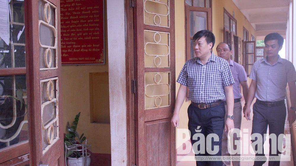 Bắc Giang: Gần 100 cán bộ thanh tra làm việc trong kỳ thi THPT quốc gia 2019
