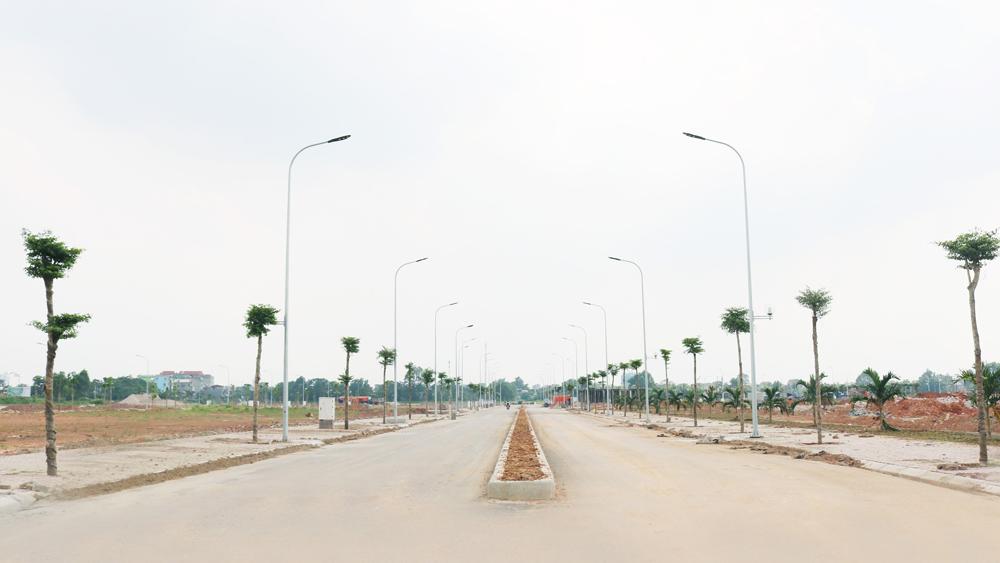 KOSY, bất động sản, tiến độ dự án, hút khách, thị trường bất động sản, Bắc Giang, nhà đất, hạ tầng đồng bộ