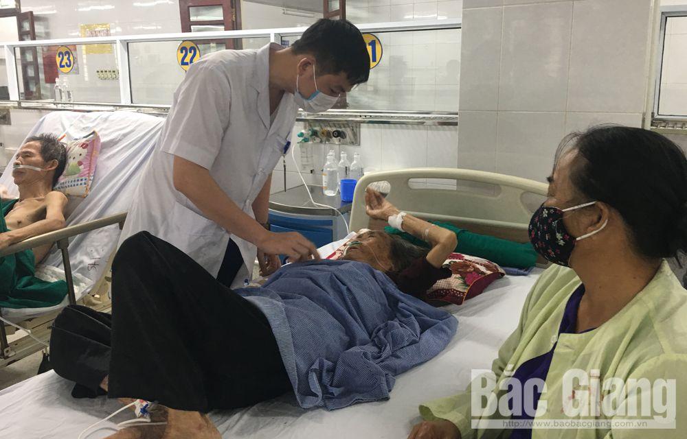 Tân Yên, ngộ độc thực phẩm, nhập viện, cỗ cưới, tỉnh Bắc Giang