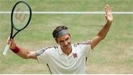 Federer lần thứ 10 vô địch Halle mở rộng