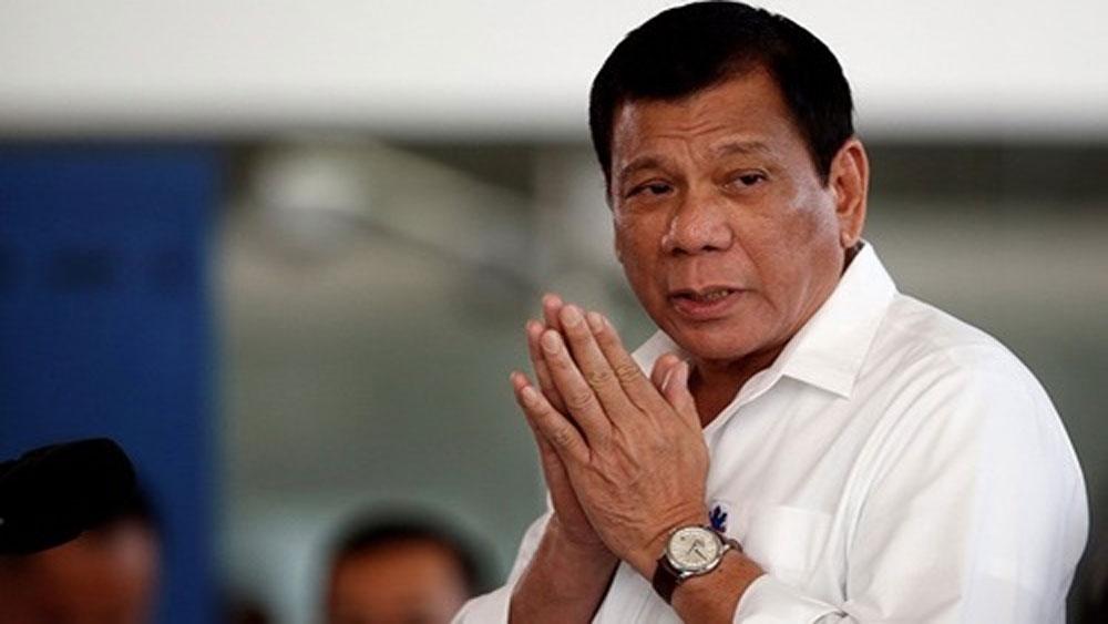Tổng thống Duterte cảm ơn Việt Nam vì cứu tàu cá Philippines