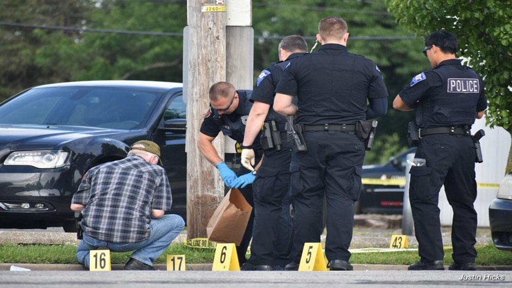 Mỹ, xả súng tại bang Indiana, gây nhiều thương vong
