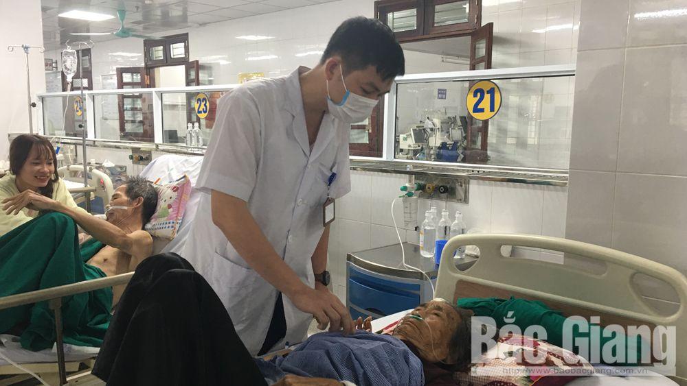 Vụ ngộ độc thực phẩm trong đám cỗ ở Tân Yên: Sức khỏe người bệnh đã ổn định