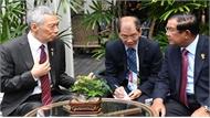 Thủ tướng Lý Hiển Long gặp Thủ tướng Hun Sen nói về Việt Nam-Campuchia