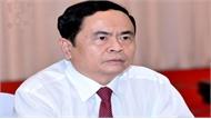 """Ông Trần Thanh Mẫn: """"Ở cấp huyện, Trưởng Ban Dân vận đồng thời là Chủ tịch MTTQ"""""""