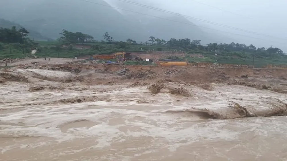 Các tỉnh miền núi phía Bắc, chủ động, ứng phó, diễn biến mưa lũ bất thường