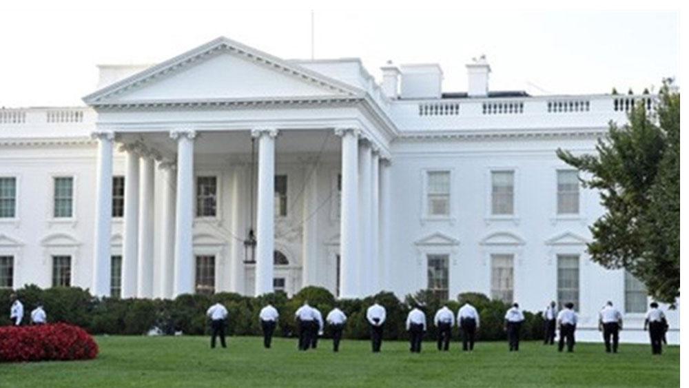 Mỹ, phong tỏa, Nhà Trắng, phát hiện bưu kiện khả nghi