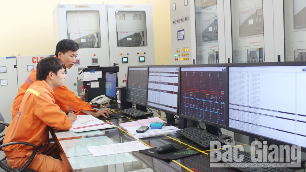 Bắc Giang, nắng nóng, cấp điện, nhu cầu sử dụng điện, sự cố, mất điện