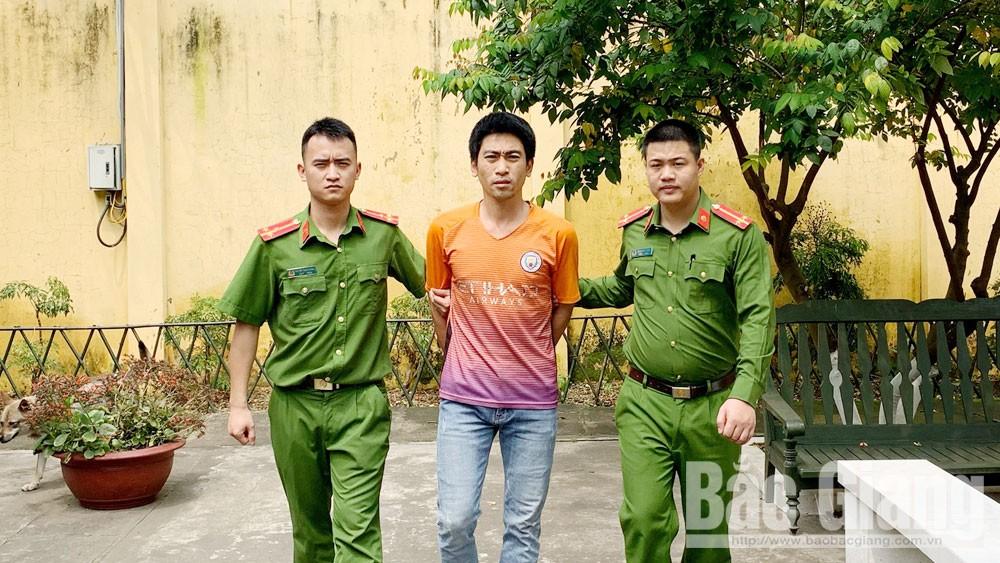Bắc Giang, bảo đảm an ninh trật tự, kẻ gian, cơ quan, công sở, lấy trộm tài sản, đạo chích