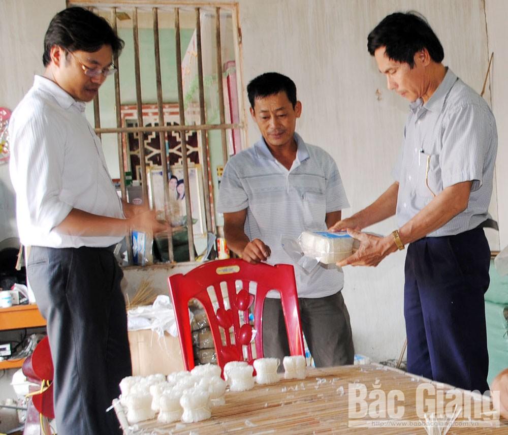 Bắc Giang, quỹ quốc gia về việc làm, thu nhập, hộ kinh doanh, người lao động