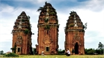 Cham Tower the tallest brick tower in Southeast Asia