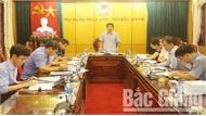 Thẩm tra dự thảo nghị quyết về phát triển hạ tầng giao thông và danh mục các dự án thu hồi đất