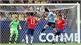 Cavani giúp Uruguay giật đỉnh bảng từ tay Chile