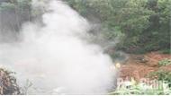Vụ đổ trộm hóa chất tại Lục Nam: Kết quả phân tích gồm nhiều chất độc hại